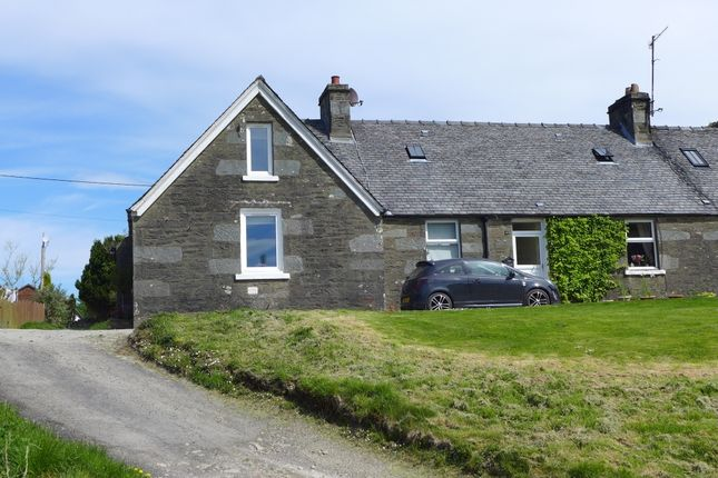 Thumbnail End terrace house for sale in 22 Kilmartin, By, Lochgilphead