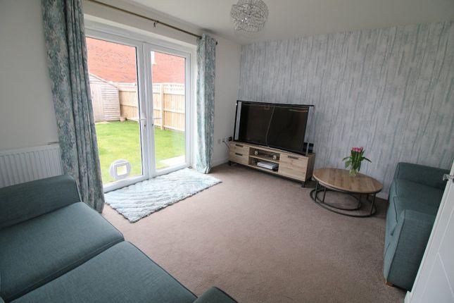 Lounge of Haydock Drive, Castleford, West Yorkshire WF10