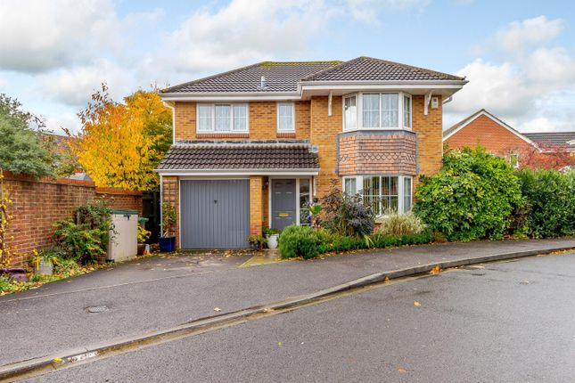 Thumbnail Detached house for sale in Galingale Way, Portishead, North Somerset