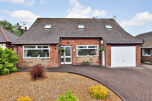 Thumbnail Detached bungalow for sale in Whitfield Crescent, Newhey, Greater Manchester