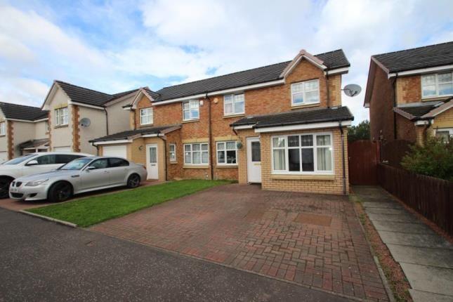 Thumbnail Semi-detached house for sale in Kirkwood Place, Coatbridge, North Lanarkshire