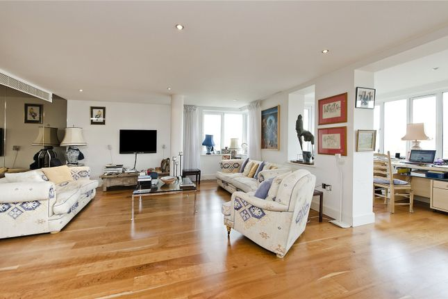 3 bed flat for sale in Charlwood House, 6 Strand Drive, London