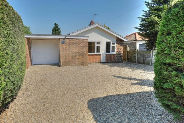 Thumbnail Detached bungalow for sale in Woodbastwick Road, Norwich