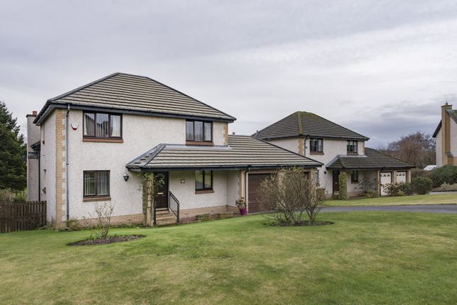 Thumbnail Detached house for sale in Grange View, Linlithgow