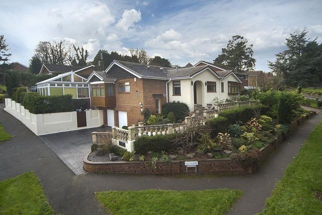 Thumbnail Detached house for sale in Malthouse Lane, Tettenhall, Wolverhampton