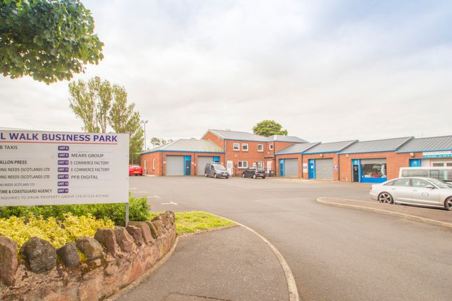Office to let in Mill Walk Business Park, North Berwick