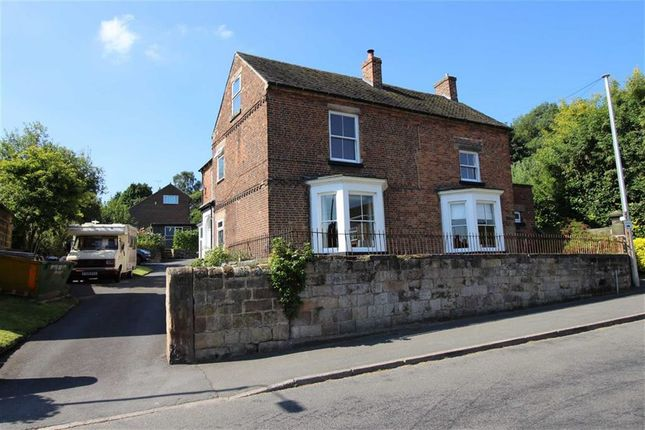 Thumbnail Detached house for sale in The Town, Little Eaton, Derby