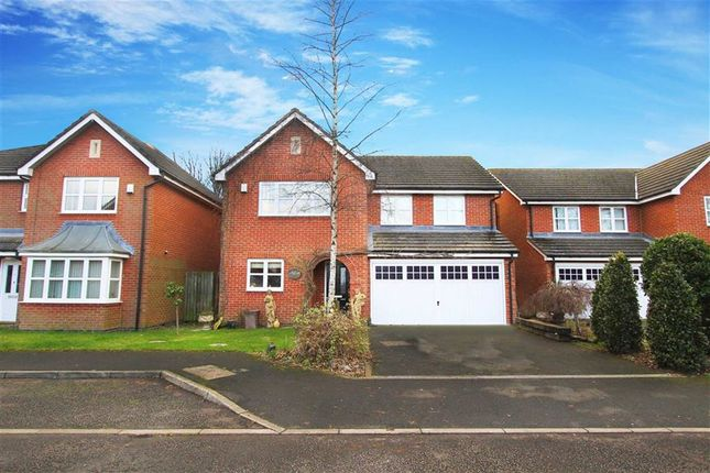 Thumbnail Detached house for sale in Briar Vale, West Monkseaton, Tyne And Wear
