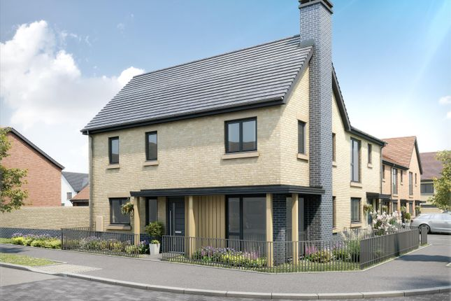 Thumbnail Semi-detached house for sale in Loxley Road, Stratford-Upon-Avon, Warwickshire