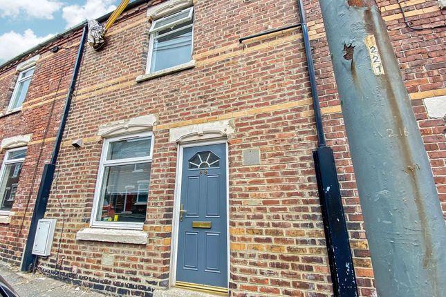 2 bed terraced house to rent in Eleventh Street, Horden, Peterlee SR8