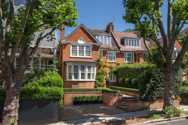 Thumbnail Detached house for sale in Ferncroft Avenue, Hampstead, London