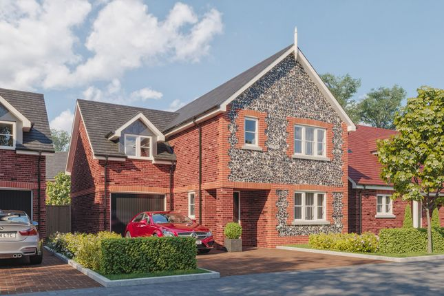 Thumbnail Detached house for sale in Clay Lane, Fishbourne, Chichester