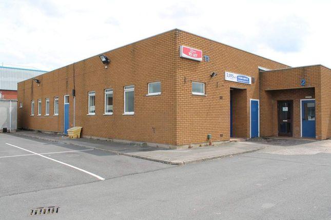 Thumbnail Industrial to let in Building 53A Bay 11, Pensnett Estate, Kingswinford