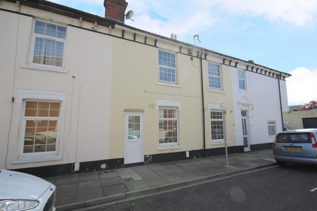 Thumbnail Terraced house to rent in North End Avenue, Portsmouth