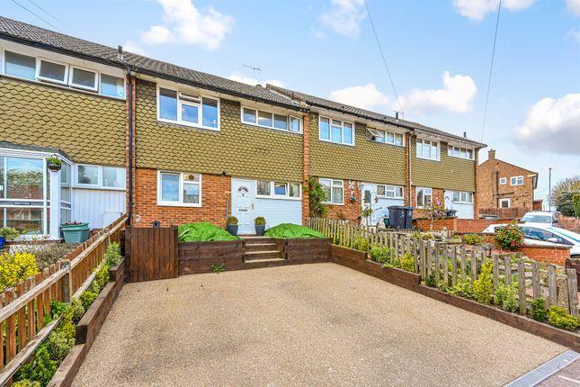 Thumbnail Terraced house for sale in Garrison Lane, Chessington