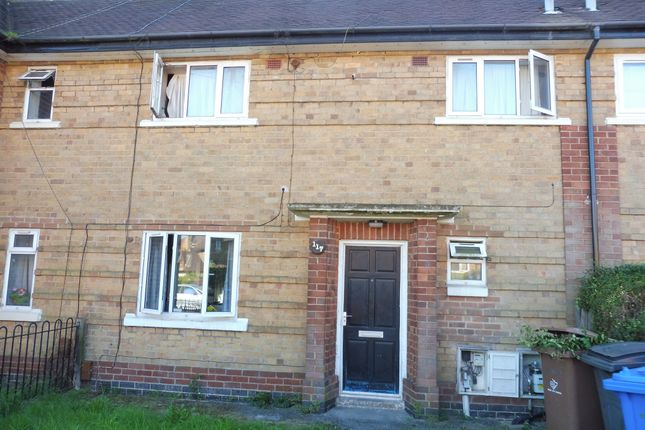 Thumbnail Terraced house for sale in Mayfield Road, Chaddesden, Derby