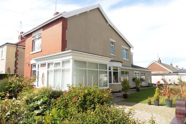 Thumbnail Detached house for sale in Marsh Road, Thornton-Cleveleys