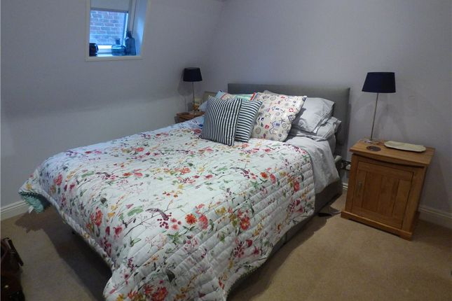 Bedroom Tow of Sir Peter Thompson House, 25 Market Close, Poole BH15
