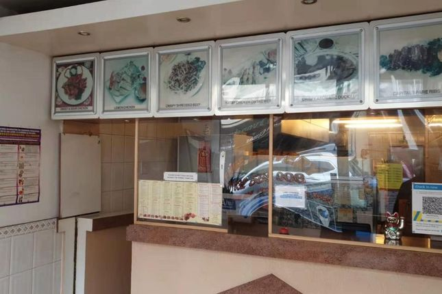 Thumbnail Restaurant/cafe for sale in China Chef, Guildford Street, Chertsey