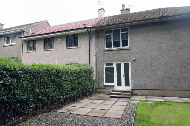 Rear Aspects of Wardlaw Crescent, East Kilbride, Glasgow G75