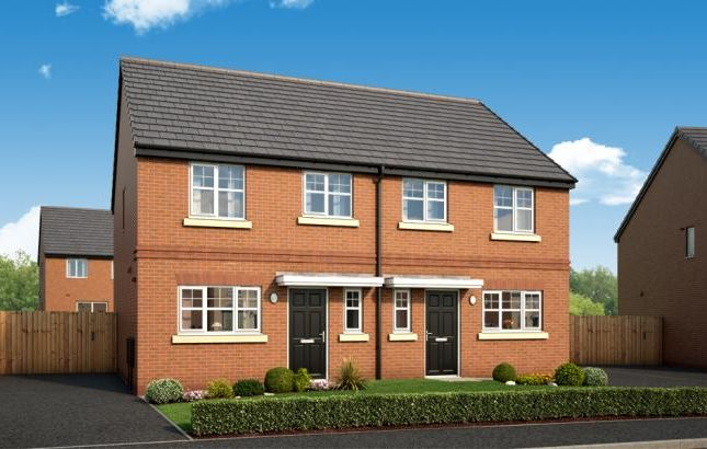 Thumbnail Semi-detached house to rent in Mosedale Road, Middleton, Manchester