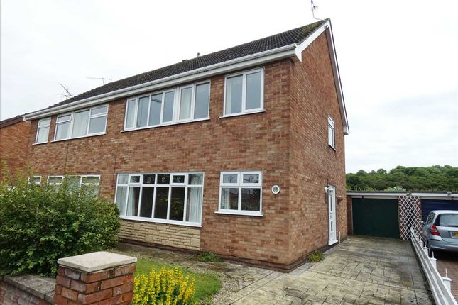 Thumbnail Semi-detached house for sale in Plymouth Road, Scunthorpe