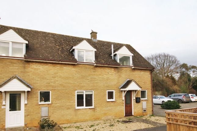 Thumbnail Terraced house to rent in Fettiplace, Milton-Under-Wychwood