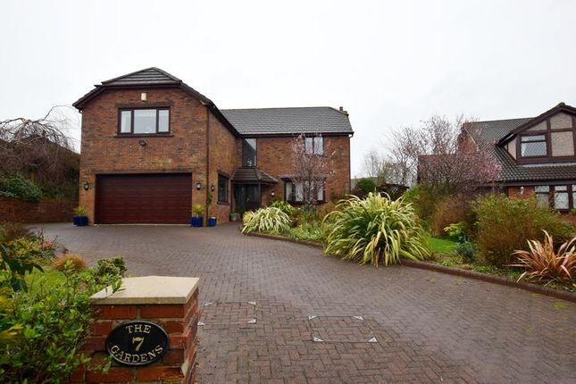 Thumbnail Detached house for sale in The Gardens, Dane Ghyll, Barrow-In-Furness