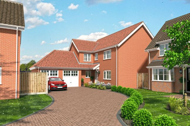 4 bed detached house for sale in Fallowfields, Lowestoft NR32