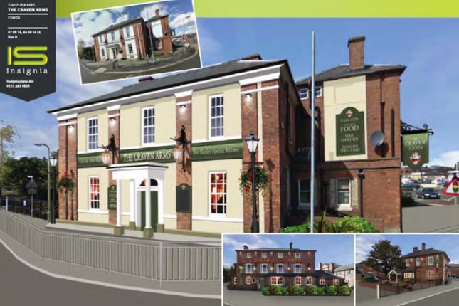 Thumbnail Pub/bar to let in Shrewsbury Road, Craven Arms