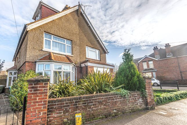 Thumbnail Semi-detached house for sale in Hill Lane, Southampton