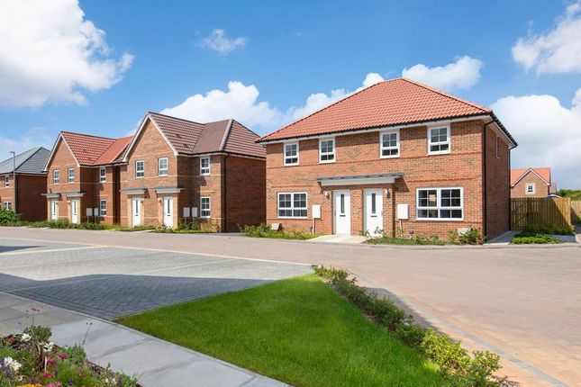 """3 bed end terrace house for sale in """"Maidstone"""" at Blenheim Avenue, Brough HU15"""