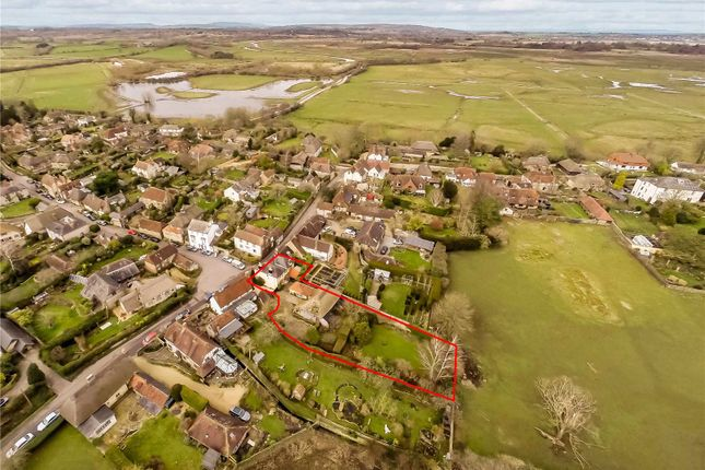 4 bed detached house for sale in The Square, Amberley, Arundel, West Sussex