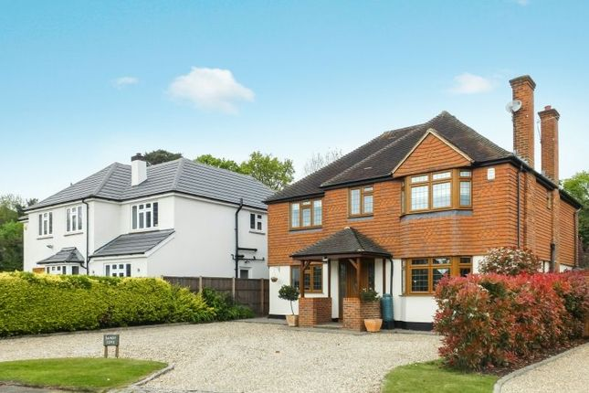 5 bedroom detached house for sale in Wych Hill Way, Woking