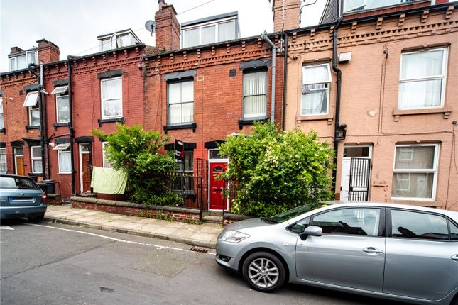 External Front of Bayswater Row, Leeds, West Yorkshire LS8