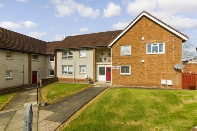 Thumbnail Flat for sale in Fairholm Street, Larkhall, South Lanarkshire