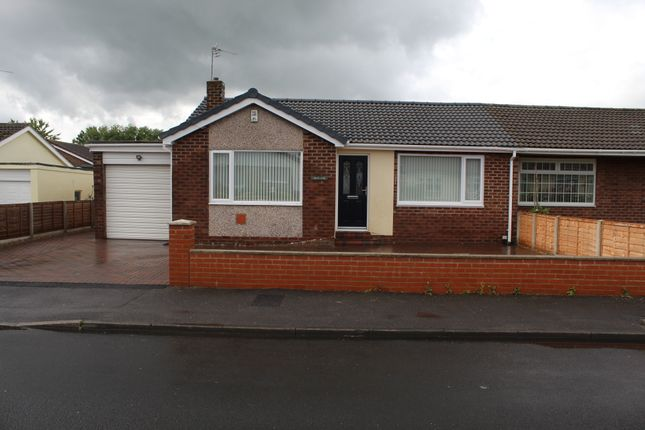 Front of Briar Close, Houghton Le Spring DH4