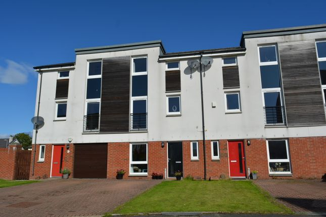 Thumbnail Town house for sale in 3 Craigend Close, Anniesland Glasgow