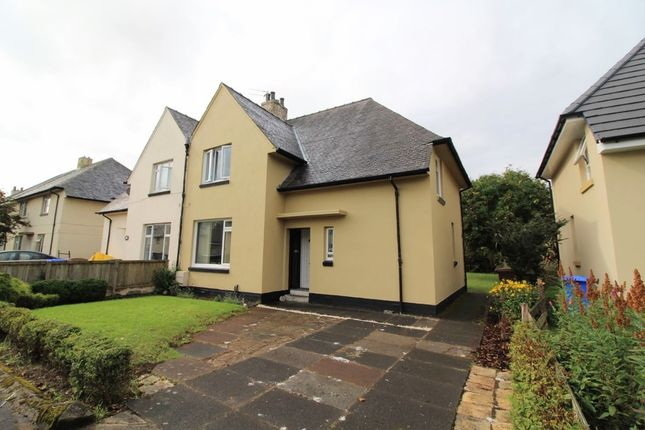 Thumbnail Semi-detached house for sale in Clune Drive, Prestwick