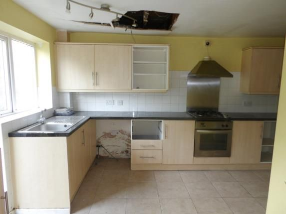 Kitchen of Brook End, St. Helens, Merseyside WA9