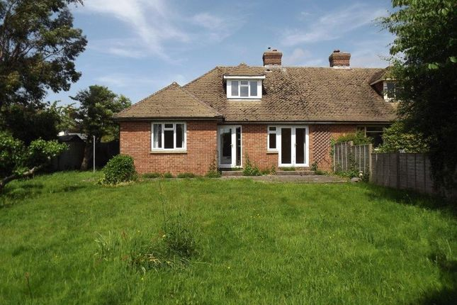 Thumbnail Semi-detached bungalow for sale in High Street, Ticehurst
