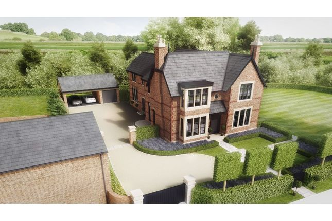 Thumbnail Detached house for sale in Hough Lane, Alderley Edge, Alderley Edge