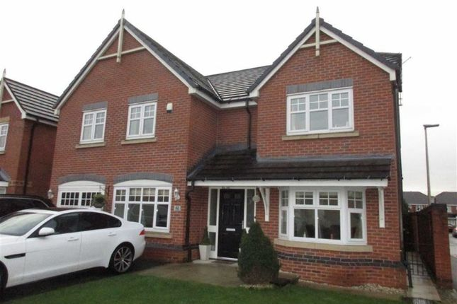 Thumbnail Detached house for sale in Priestfields, Leigh