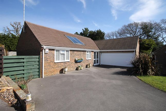 Thumbnail Detached bungalow for sale in Osbern Close, Bexhill-On-Sea