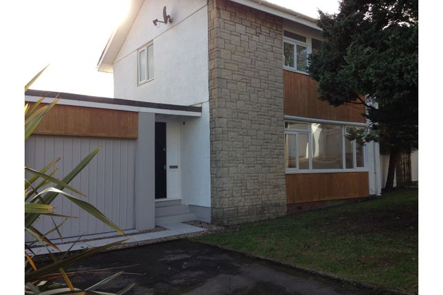 Thumbnail Detached house for sale in Blaen Nant, Swiss Valley, Llanelli