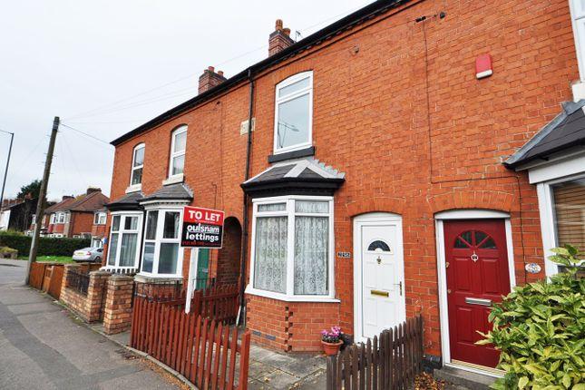Thumbnail Terraced house to rent in Brook Lane, Billesley, Birmingham