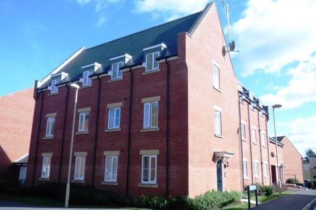 Thumbnail Flat to rent in Lasborough Drive, Tuffley, Gloucester
