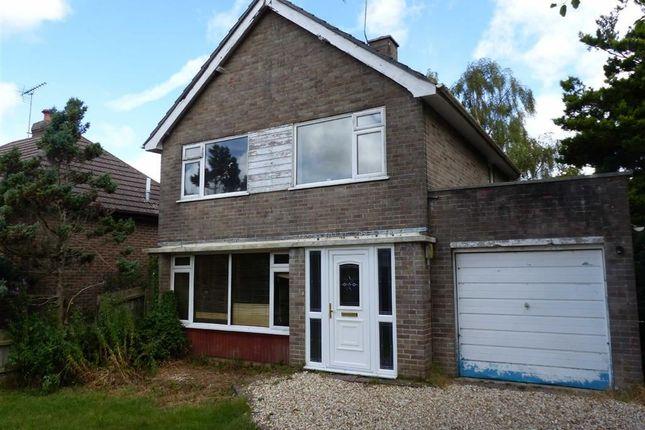 Thumbnail Detached house for sale in Glebeland Close, Dorchester, Dorset