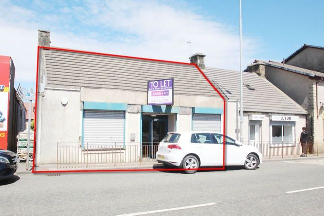 Commercial property for sale in 142-144, West Main Street, Whitburn, West Lothian EH470Qr