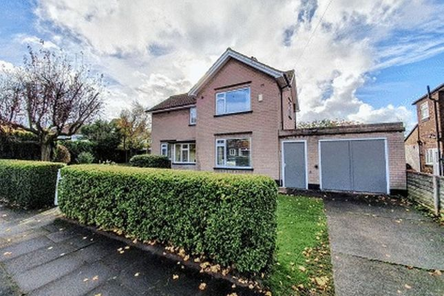 Thumbnail Detached house for sale in Knowe Park Avenue, Stanwix, Carlisle